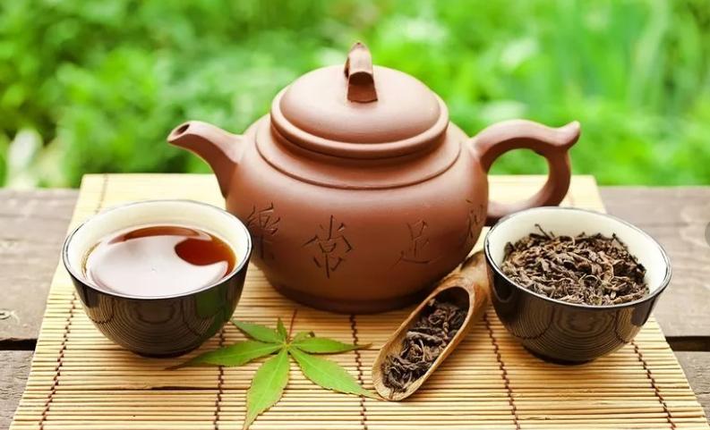 Чай и чайники